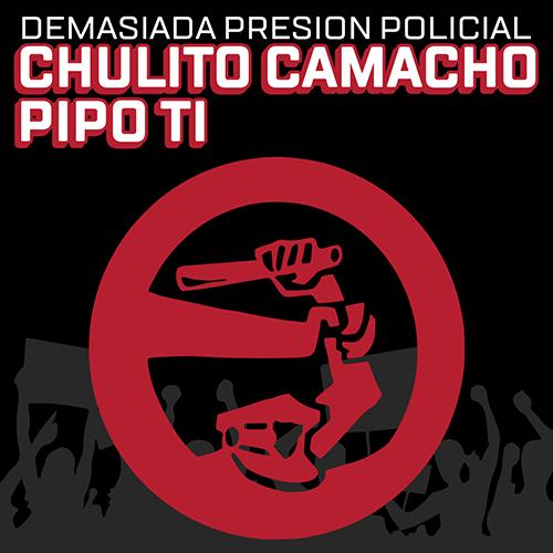 CHULITO CAMACHO – DEMASIADA PRESIÓN POLICIAL (SINGLE)