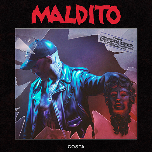 COSTA – MALDITO (LP)