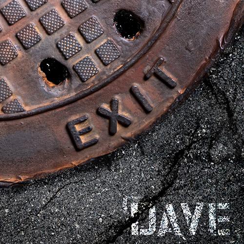 DAVE – EXIT (LP)